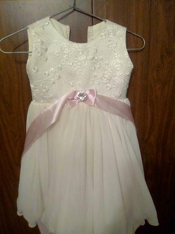 Детское платье 130размер