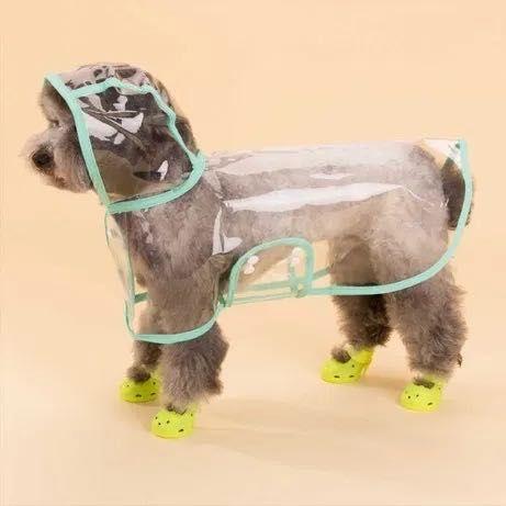 Дождевик для собак «Bark&Go»