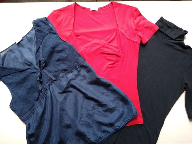 Блуза Топ Гольф с коротким рукавом Intimissimi р.44 – 46