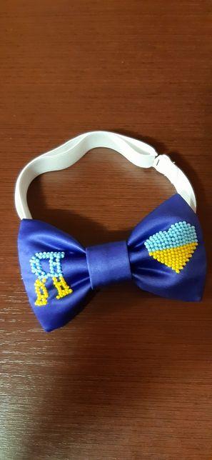 Дитяча краватка вишиванка
