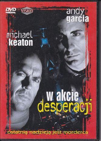 W akcie desperacji A. Garcia DVD