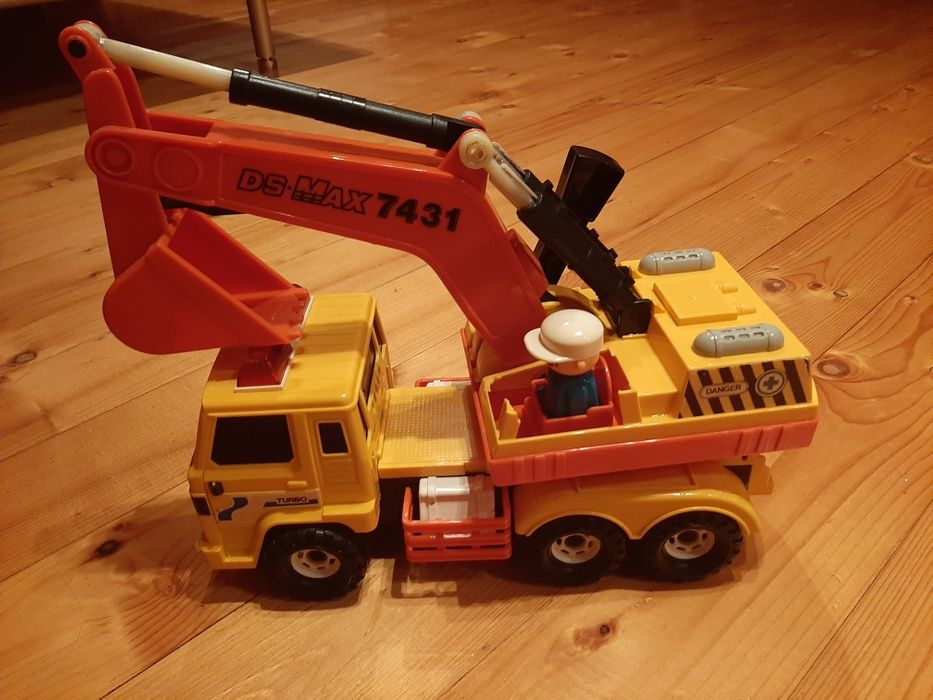 Dźwig zabawka dla dzieci Świętochłowice - image 1