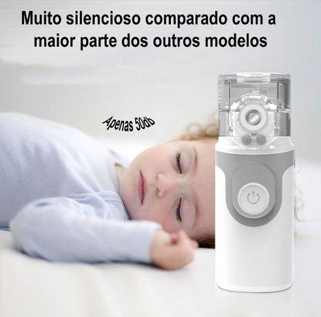 Nebulizador NOVO Portatil ultrasonico criança bebe adulto idosos USB