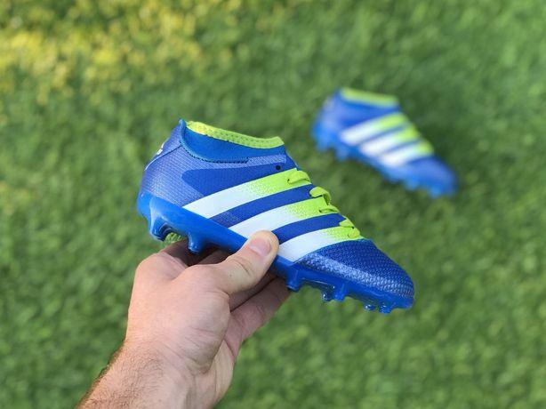 Бутсы Adidas ACE 16.3 PRIMEMESH FG/AG 29р/18см. Бутси. Бутци оригинал