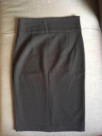 Zara spódnica ołówkowa czarna M