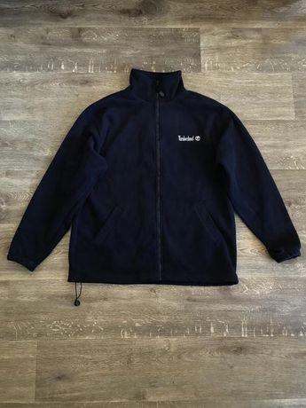 Флисовая кофта (куртка) на молнии timberland оригинал