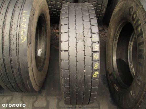 215/75R17.5 Michelin opona ciężarowa XDE1 Napędowa 5 mm opona uzywana ciezarowa