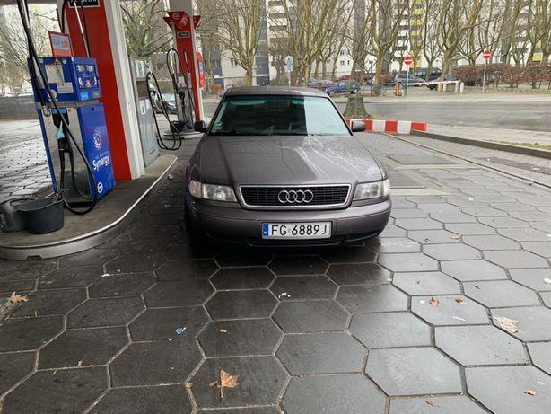 Audi A8 D2 Quattro 3.7 LPG 230Ps Doinwestowane