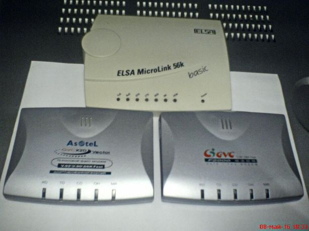 Голосовой Факс Модемы-3шт. Без Б.П. H52PT-3030; H52PT-3036;