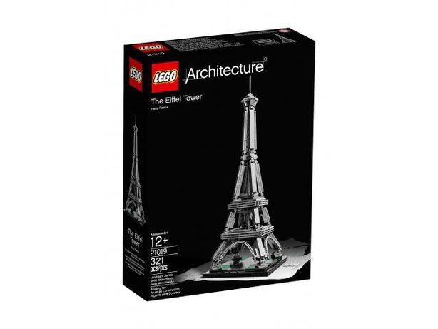 LEGO ARCHITECTURE 21019 Wieża Eiffla Nowe