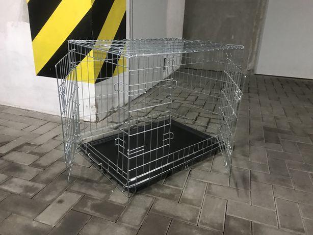Klatka kennelowa transporter dla psa  lub kota