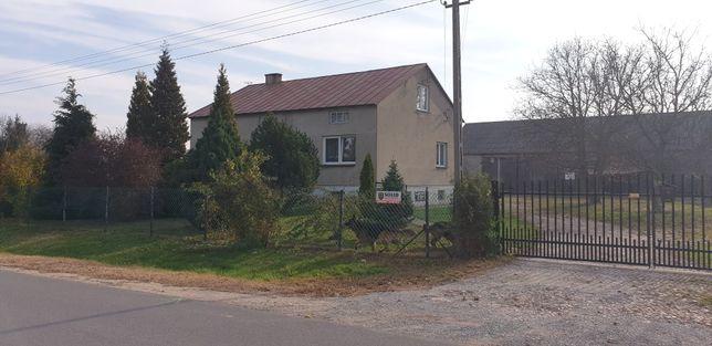 Sprzedam siedlisko z domem i budynkami o powierzchni 19.2 ha