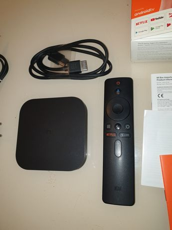 Xiaomi Mi box 4s tv box