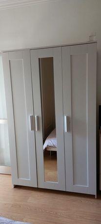 Roupeiro Ikea  branco