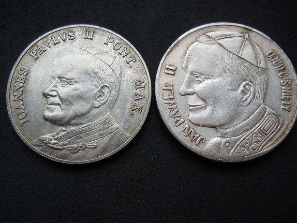 Medale Kolekcjonerskie Jan Paweł II