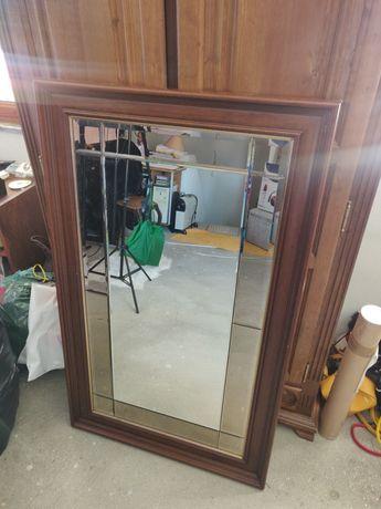 Espelho grande vintage