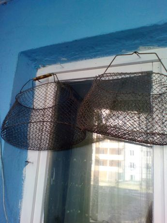 Сетка сумка для риби