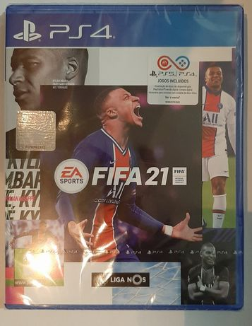 FIFA 21 - Jogo PS4