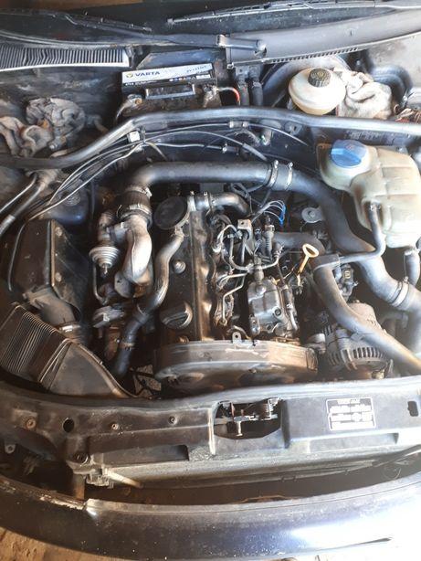 Silnik audi a4 b5 1,9 tdi