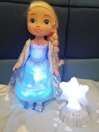Elza lalka śpiewająca + gratis
