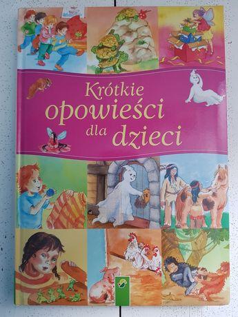 Książka krótki opowieści dla dzieci