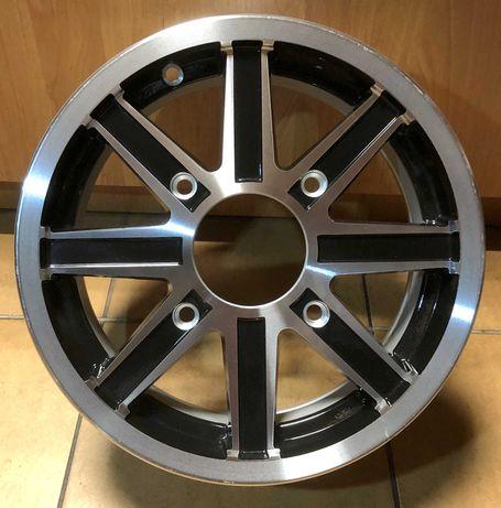 """Felga Felgi aluminiowe Polaris 14"""" 5.5 4x156 NOWE"""