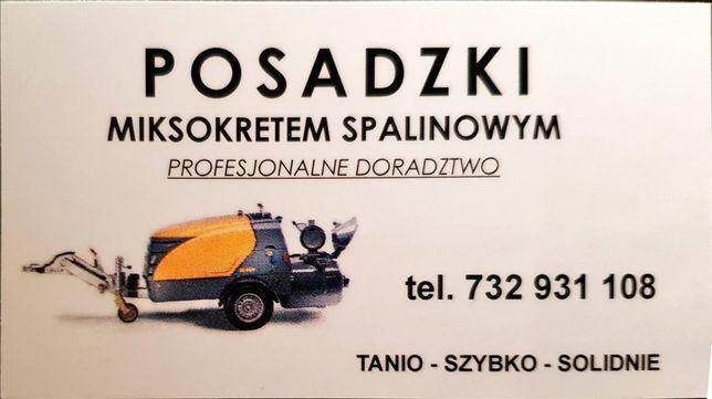 Posadzki Mixokretem, Lublin, Chełm, Zamość, Łęczna Całe Lubelskie