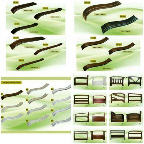 Быльца и накладки для производства мягкой мебели