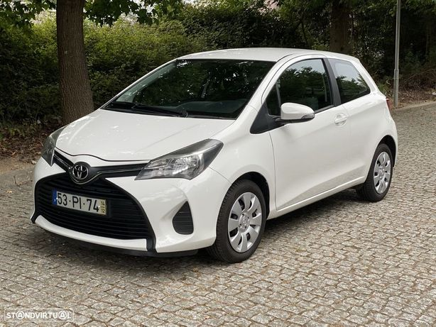 Toyota Yaris 1.4 D-4D Comfort Iva Dedutivel