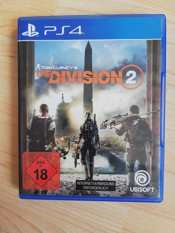 Tom Clancy's : The division 2 ps4