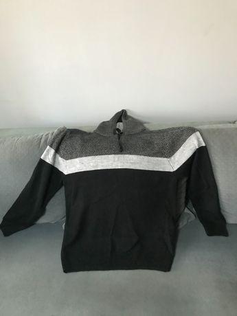 Sweter Next z kapturem XL