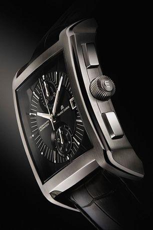 Хронограф швейцарские часы Часы Maurice Lacroix Pontos Chrono PT6187
