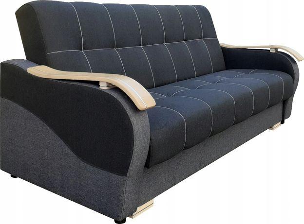 Kanapa Sofa Metaxa rozkładana funkcja spania wygodna wersalka