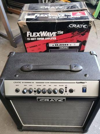 Wzmacniacz gitarowy Crate Flex Wave 15R FW 15