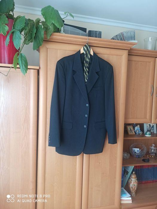 Garnitur męski + krawat Jasło - image 1