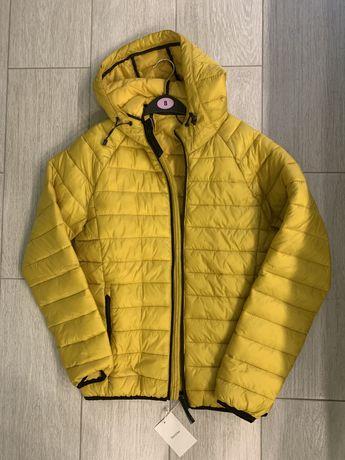 Деми куртка подростковая