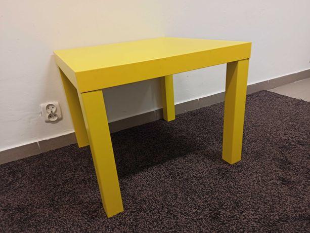 Pilnie! Stolik Ikea żółty