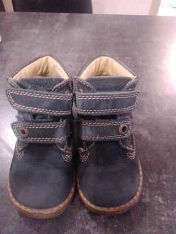 Buty dla chłopca rozmiar 21 Primici