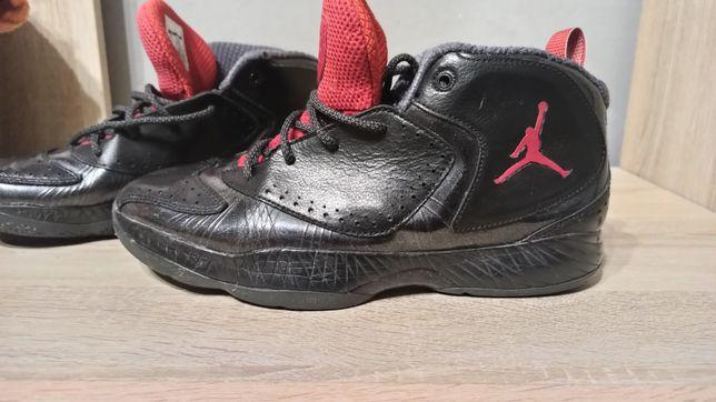 Кросовки nike Air Jordan GS 'Black Varsity Red' adidas