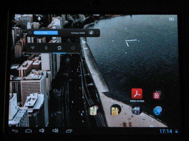 СРОЧНО продам или обменяюПланшет SmartPad 875s2 3G на велосипед