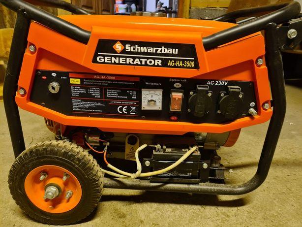 Agregat Prądotwórczy AG-HA3500 generator ELE-START
