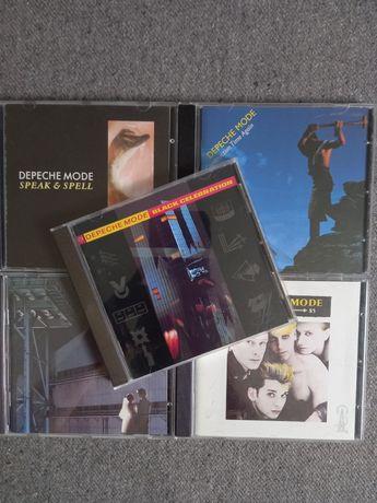 Depeche Mode albumy