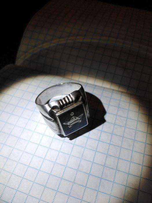 Продам срібний перстень 925 проба ссср Підбереззя - зображення 1
