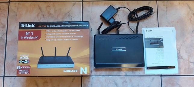 Router D-link DSL-2740B