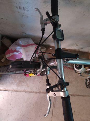 Алюминиевый велосипед ficher