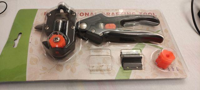 Прививочный секатор grafting tool