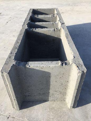 Pustak szalunkowy zalewowy fundamentowy PS30