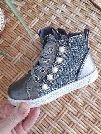 стильные ботиночки для девочки
