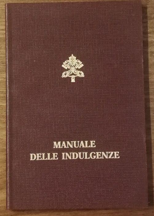 manuale delle indulgenze Estrela - imagem 1