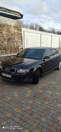Audi A4 B6(1.8T) - ОБМЕН